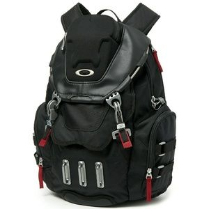 Oakley Bathroom Sink Black Backpack